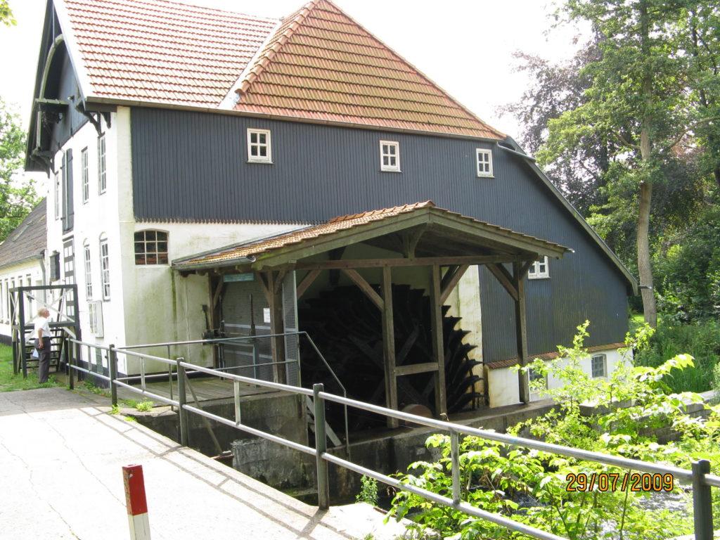 Die Wassermühle in Schafflund