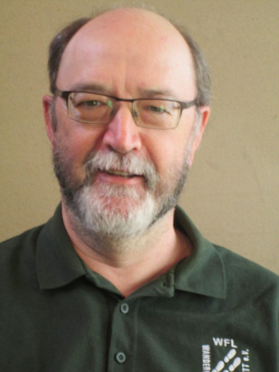 Hauptvertrauensmann Dieter Petersen