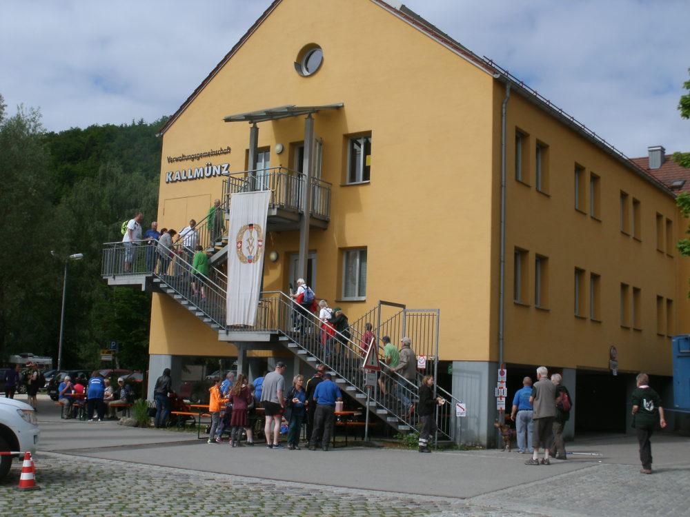 Start in Kallmünz