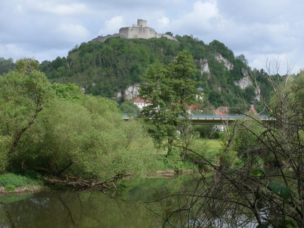 Burgruine von Kallmünz